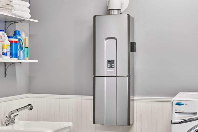 Tankless hotwater system hot water on demand chilliwack HVAC