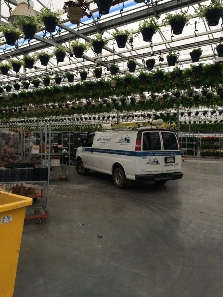 Chilliwack Horticulture Refrigeration Abbotsford